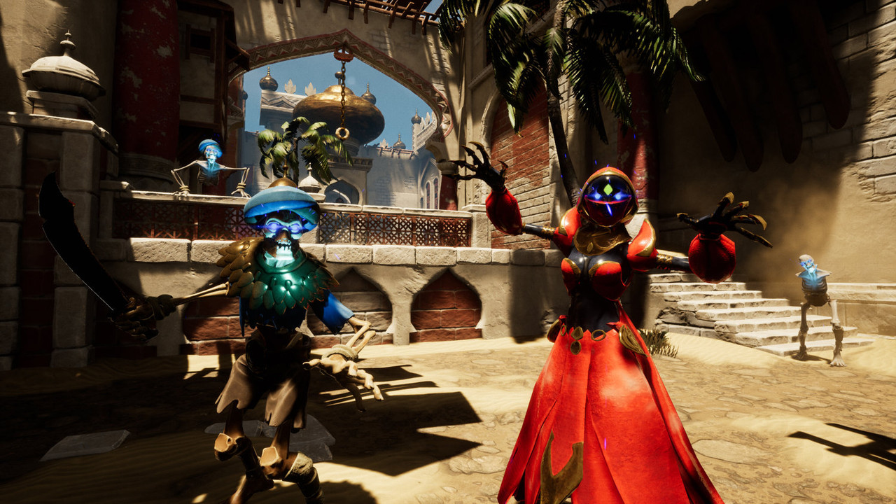 City of Brass: Arabian Night of the Living Dead