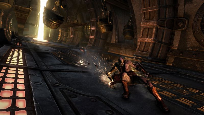 God of War: Ascension hands-on