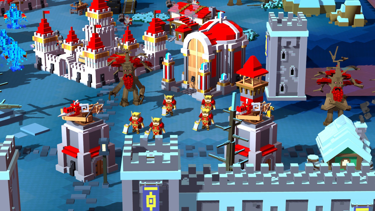 8-Bit Hordes Review