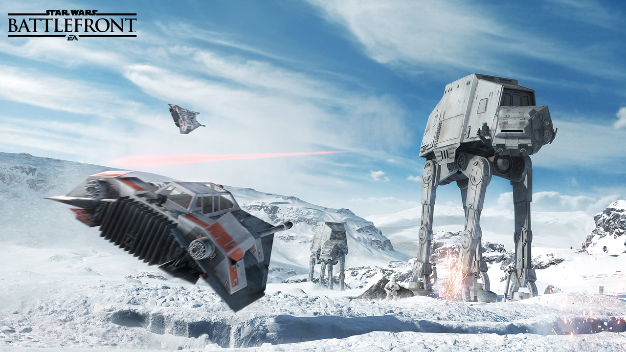 Star Wars: Battlefront: In the war room with Patrick Bach