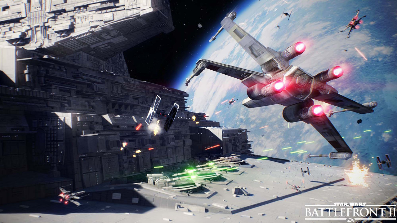 Star Wars Battlefront II is the story of an Empire commander