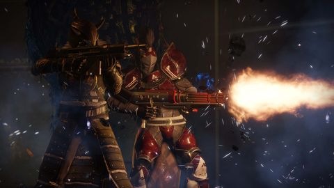 Destiny 2 is great solo on PC