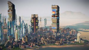 First SimCity expansion tackles the near-future