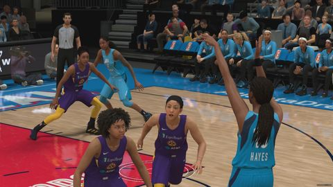NBA 2K20 Switch Review