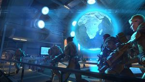 First XCOM: Enemy Unknown screens