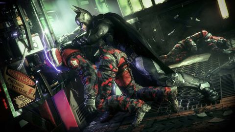 Batman: Arkham Knight review