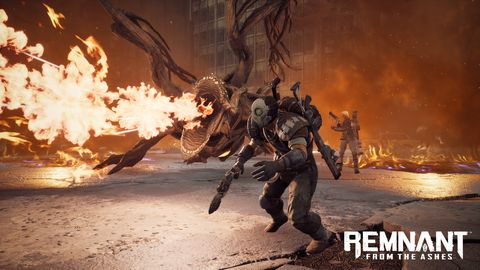 Remnant: From The Ashes Review