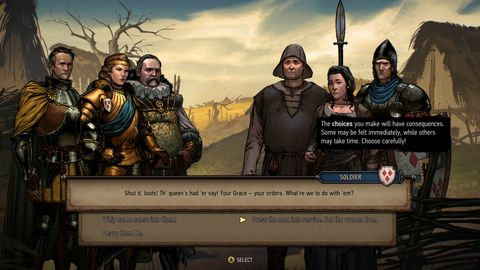 Thronebreaker: The Witcher Tales Review