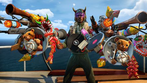 Sunset Overdrive review