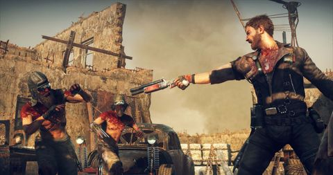 Hands-on with open world car brawler Mad Max