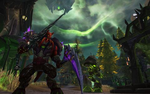 Recurring demons: The making of WoW's Legion expansion