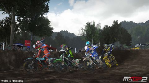 """Review: MXGP 2 is """"Brandon's First Race"""" in game form"""