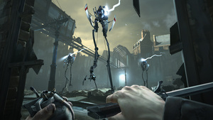 Dishonored: the art of stealth