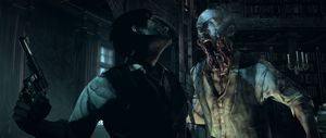 The Evil Within hands-on