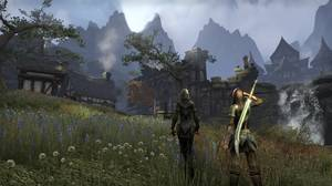 The Elder Scrolls Online hands-on