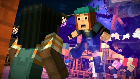 Minecraft: Story Mode - The Order of the Stone review