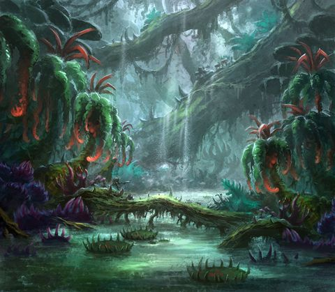 Artists of Draenor: realising a Warcraft expansion