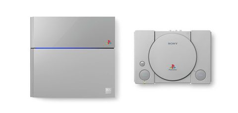 PlayStation turns 20, unveils special edition PlayStation 4