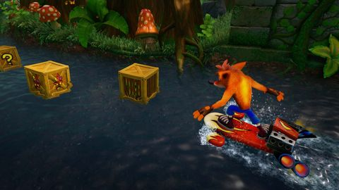 Crash Bandicoot N-Sane Trilogy review
