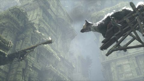 The Last Guardian hands-on preview