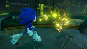 Sonic Boom hands on