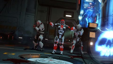 Hands-on with Doom's kinetic multiplayer