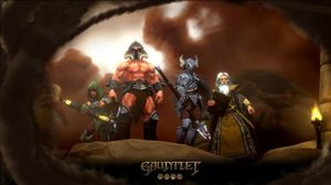 Gauntlet hands-on