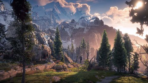 Horizon Zero Dawn senior producer on Amsterdam, delays, and getting it right