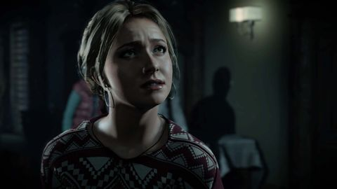 Until Dawn preview: It ain't for the faint of heart