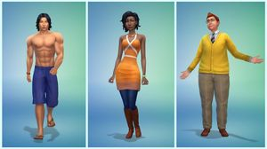 The Sims 4's impressive character creator is the new gold standard