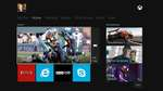 Xbox One interface screens