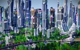 SimCity Cities of Tomorrow Teaser trailer